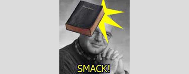 "Just got an email that's torqued my lugnuts a bit too much concerning Brian McLaren. In case you're unfamiliar, he's one of the most influential ""evangelicals"" in America...at least, according to Time magazine. I put ""evangelical"" in quotes, because, by my reading, the man doesn't seem to have the whole Christian thing figured out yet."