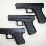 Glock 17, 19, 26 comparison