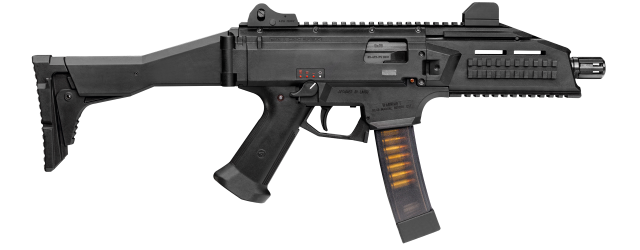 There are a number of questions that crop up pretty regularly regarding the new CZ Scorpion. Here's an attempt to answer many of them.