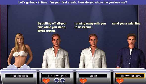 Something awful online dating trainwrecks