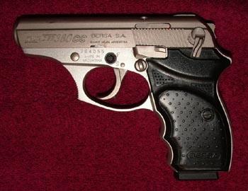 Bersa 380 Thunder CC...a gun I own and regularly carry