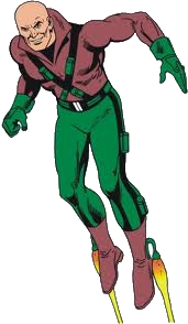 Lex Luthor as he appeared on SuperFriends