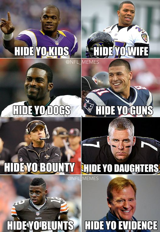 Courtesy of NFL Memes on Facebook